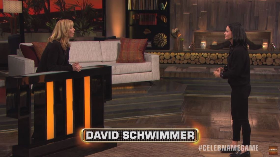 Courtney Cox And Lisa Kudrow Play 'Friends' Trivia On 'Celebrity