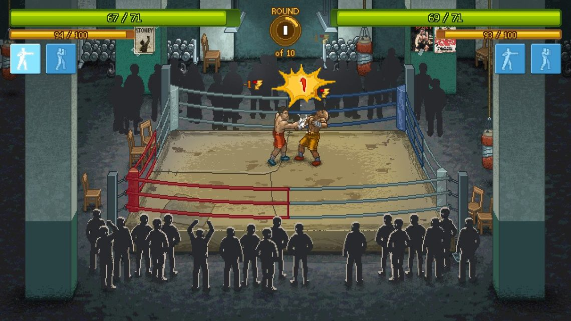 Get 'Punch Club' Now, Free with Twitch Prime! - Gambit Magazine