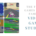 The First Games From Famed Video Game Studios