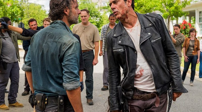SDCC 2017: Walking Dead Cancels Press Events in Wake of Stuntman's Death