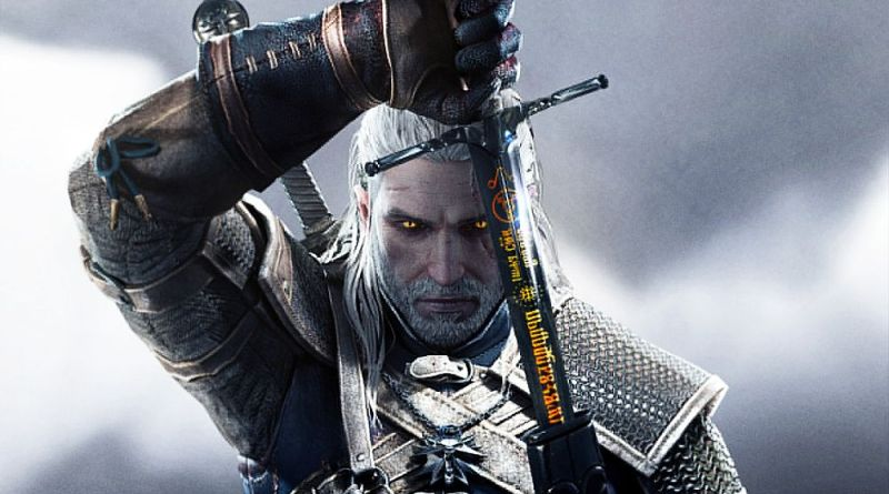 the witcher series