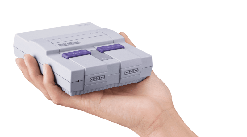 Now You're Playing with Super Power! We Have All The News on The Super NES Classic Edition
