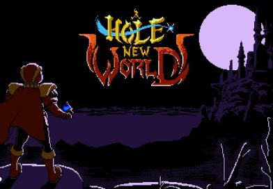 A Hole New World – Review