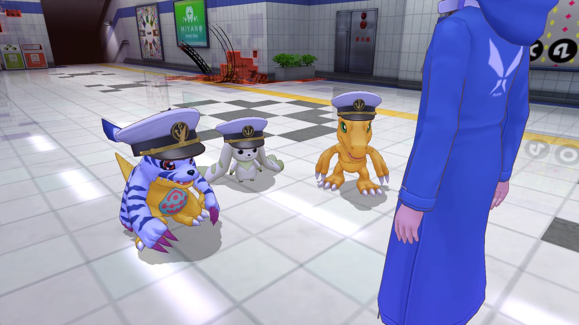 Digimon Story Cyber Sleuth Hackers Memory Jul212017 09 Gambit Magazine