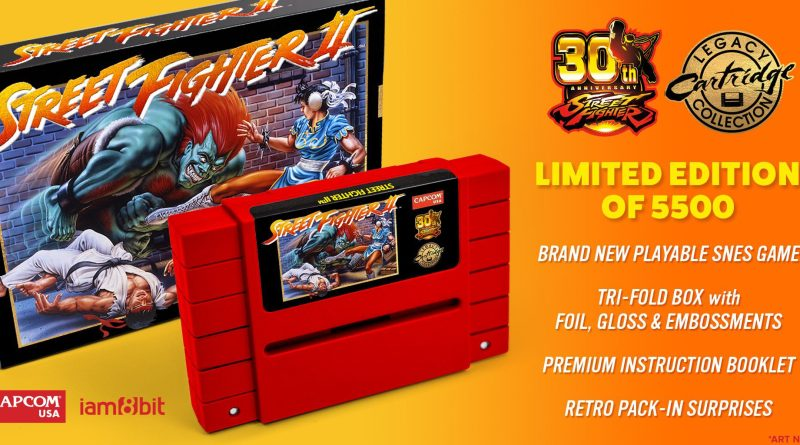 Street Fighter II 30th Anniversary - 0