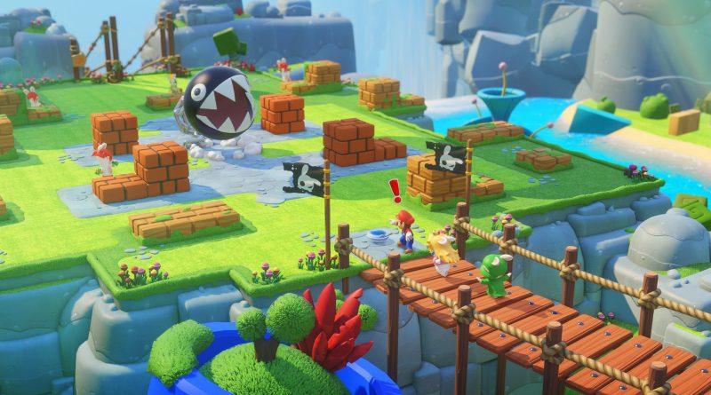Mario + RabbidsKingdom Battle announces lots of post-launch content