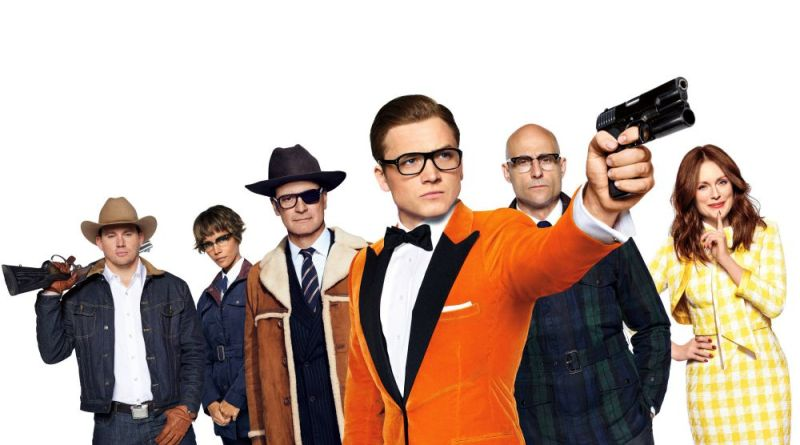 Kingsman: The Golden Circle – Review