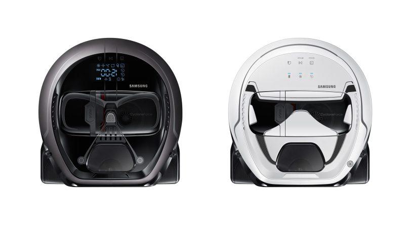 Star Wars Vacuums