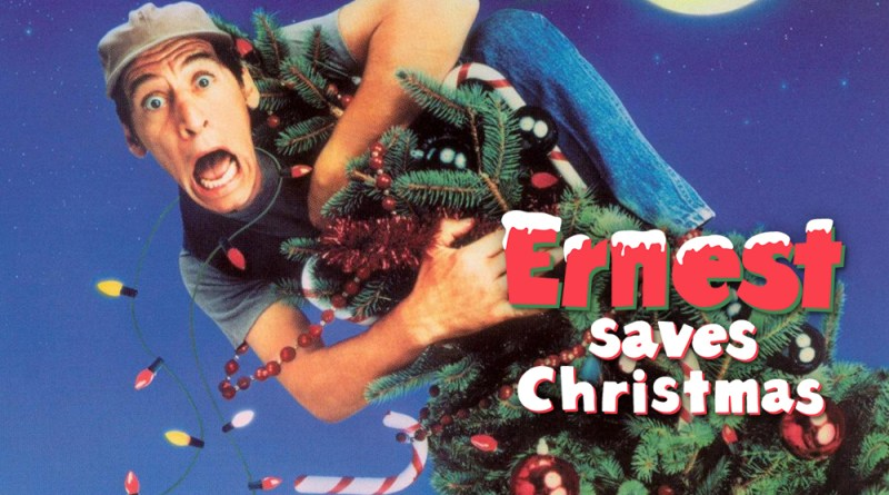 Ernest Christmas.12 Days Of Crap Mas Ernest Saves Christmas Gambit Magazine