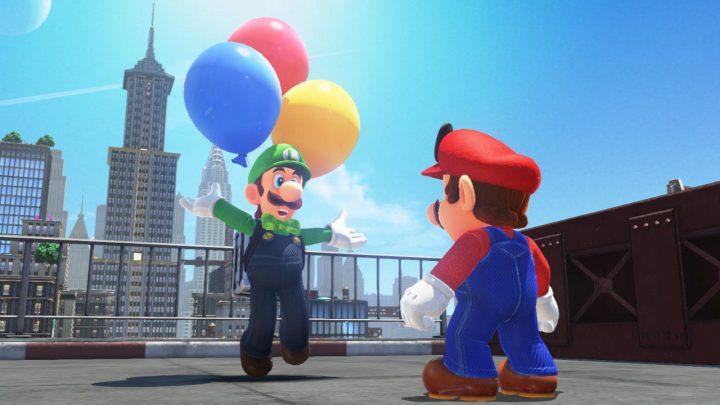 Super Mario Odyssey Archives - Gambit Magazine