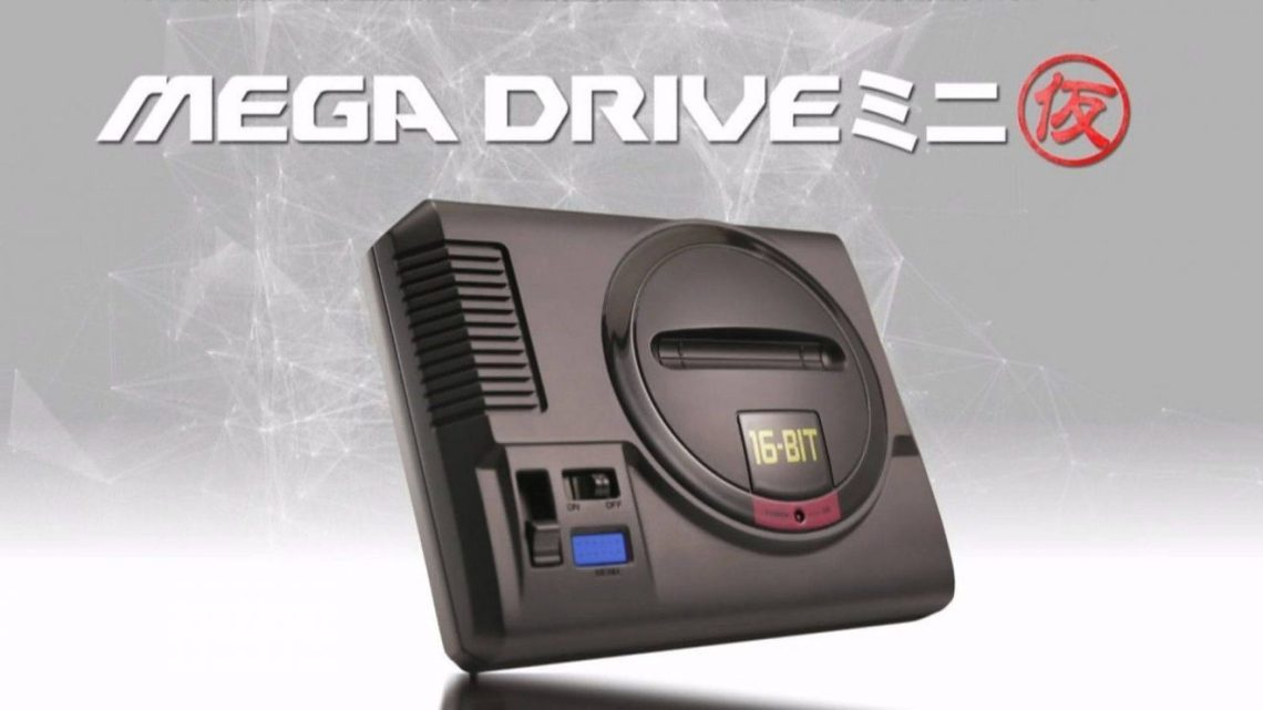 sega mega drive genesis mini delayed until 2019 gambit magazine