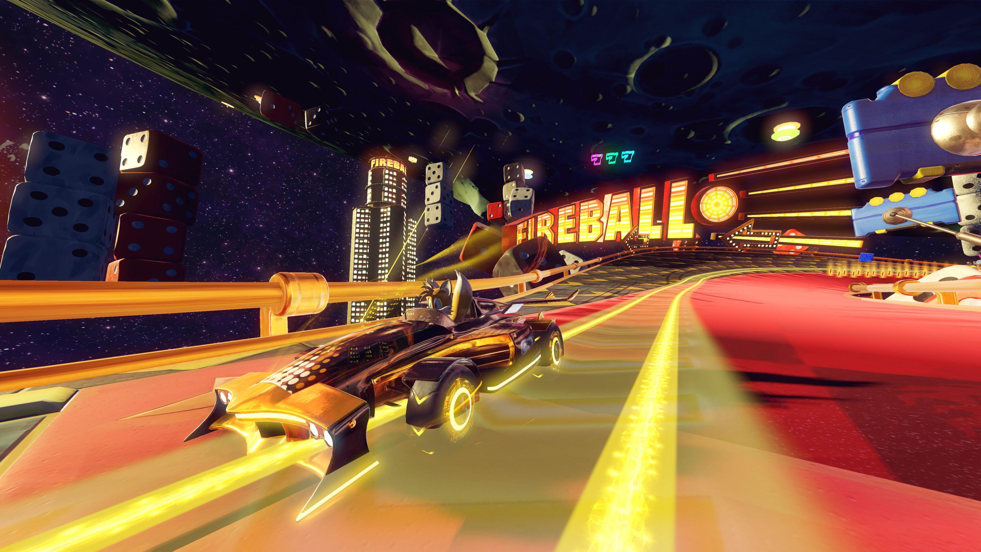 SEGA Unveils New Footage for Team Sonic Racing - Gambit Magazine