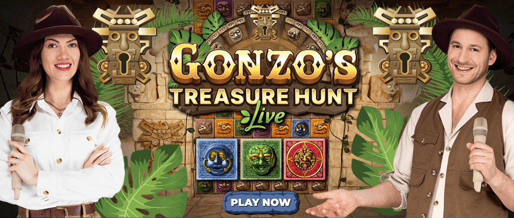 Gonzo's Treasure Hunt Betting Strategy