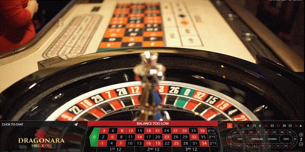 Dragonara Live Roulette now available in online casino
