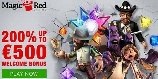 Magic Red Casino online