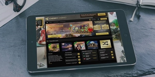 Cherry Casino Online Review