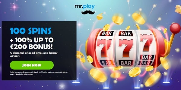 Mr Play Casino online review