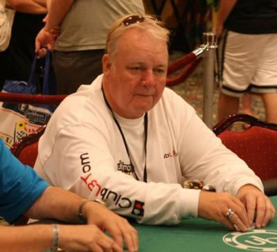1994 World Champion Russ Hamilton was deemed primarily responsible for the Ultimate Bet cheating scandal