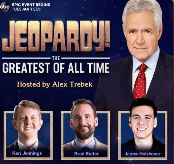 Jeopardy Goat Leaks Oddsmakers See Suspicious Betting