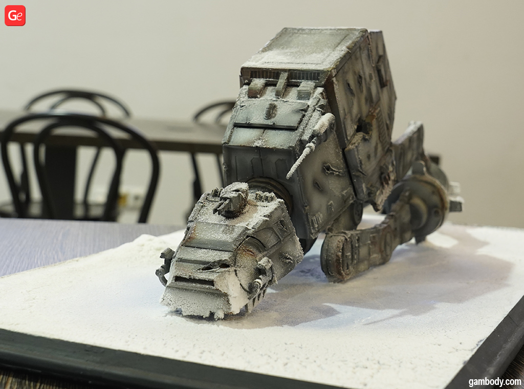 3D print action figure