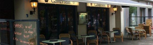 Restaurant Gambrinus von außen
