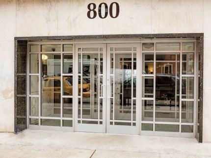 Commercial Door-Project 10