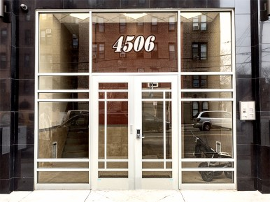 Commercial Door-Project 9