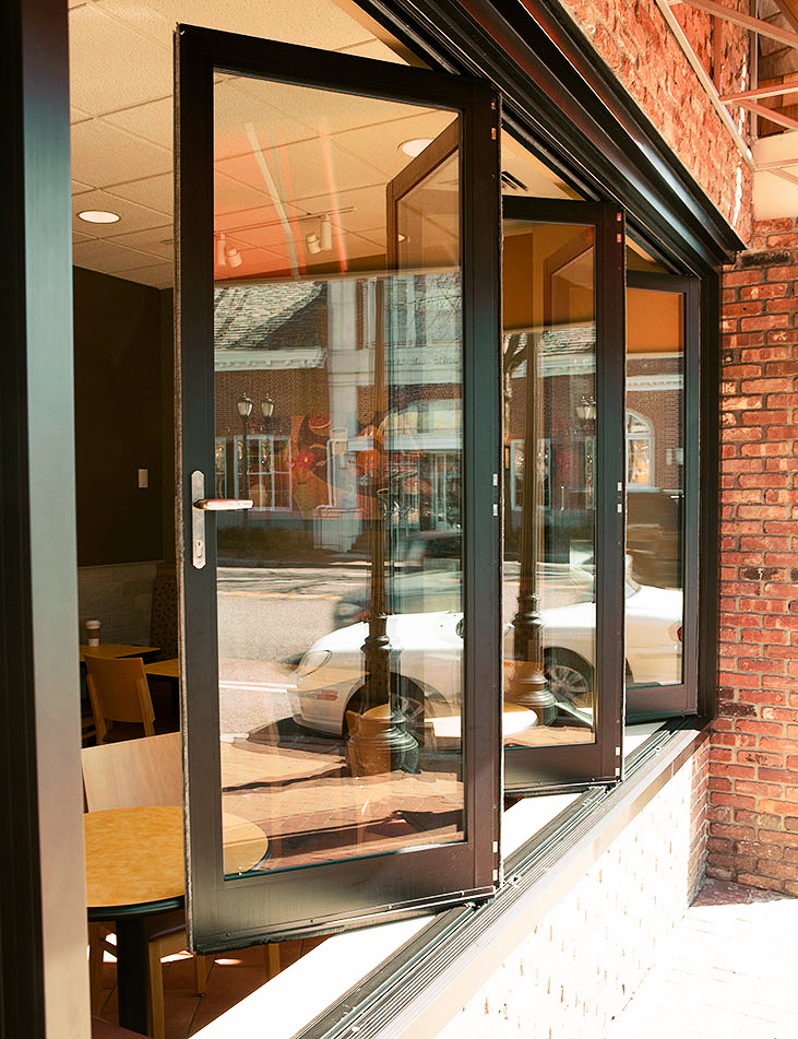 Bi-Fold Door/Wall System - Project 1