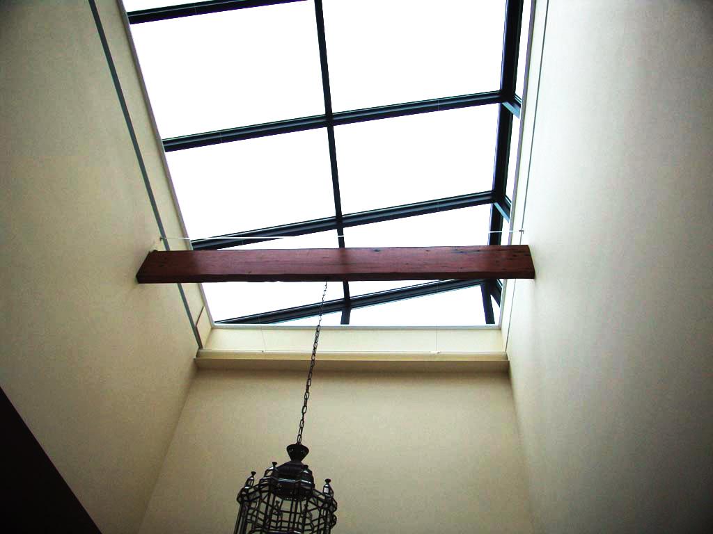 Skylight/Solarium - Project 6
