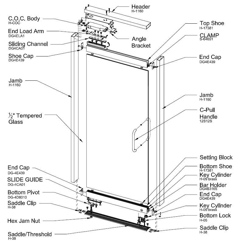 DG400 Assembly