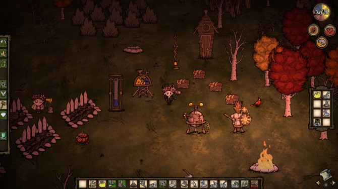Top 10 LAN Games -Don't Starve Together