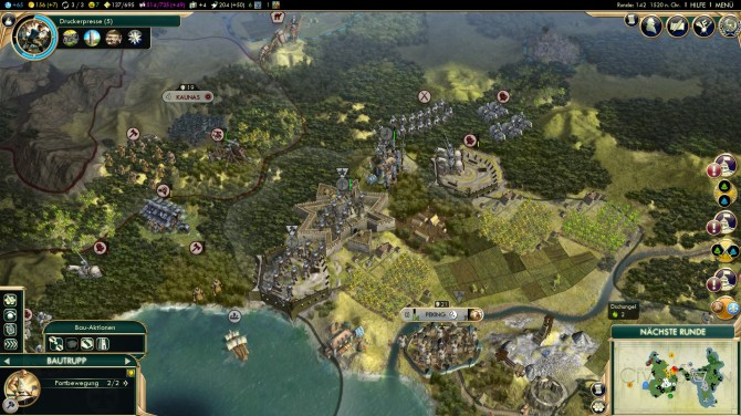 Top 10 LAN Games - Sid Meier's Civilization V