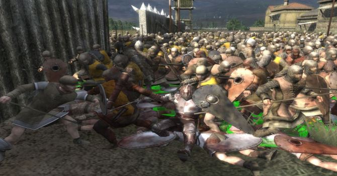 Top 10 Mittelalter Games - Medieval II Total War