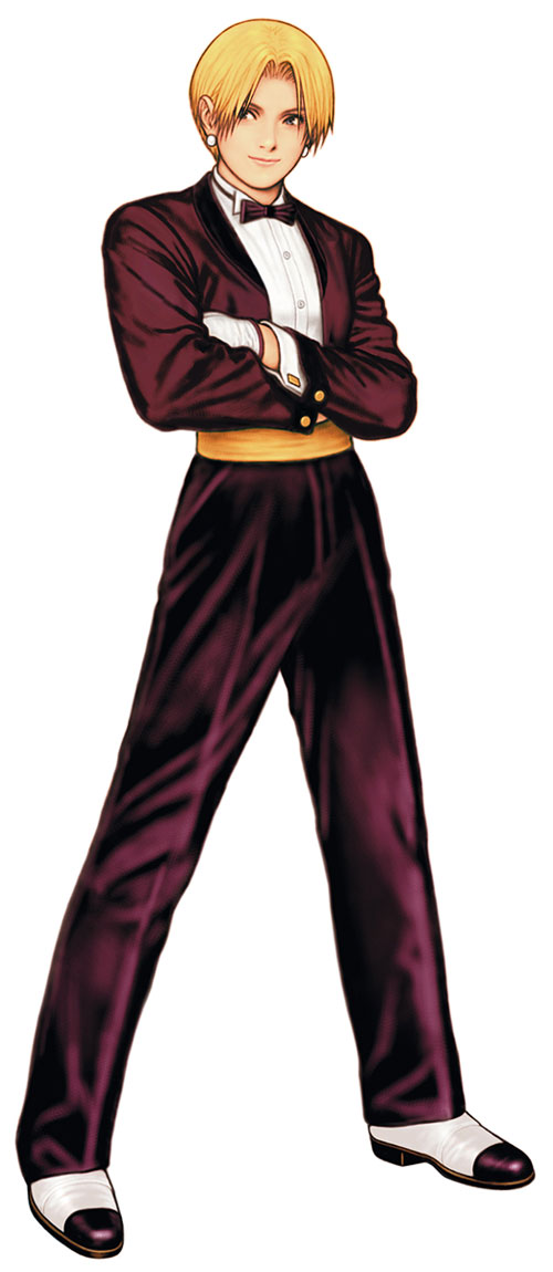 King Of Fighters 2000 Official Artworks