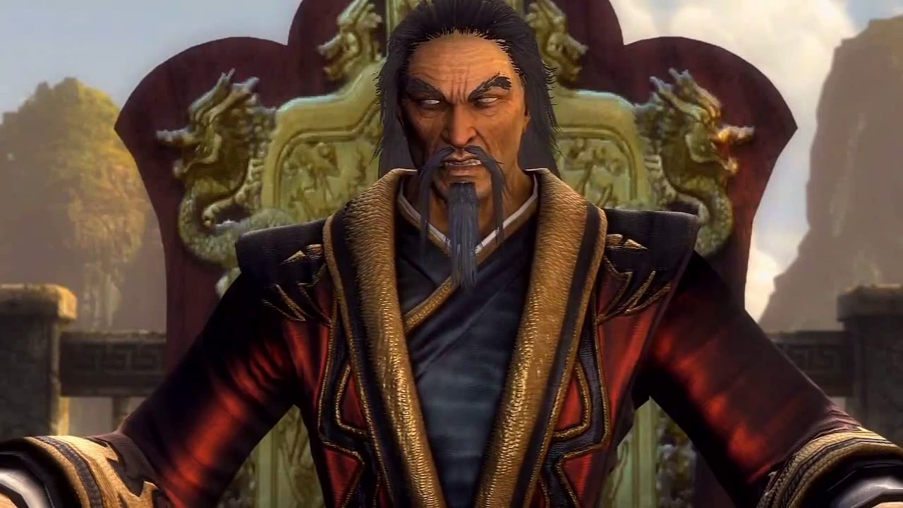 Image result for shang tsung