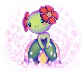 pokemon generation iii art
