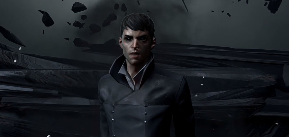 the outsider from dishonored