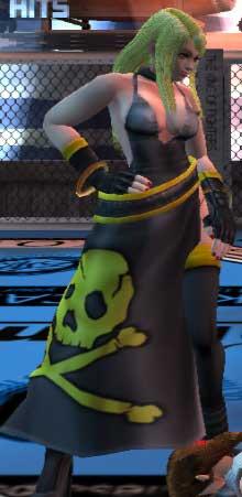 King Of Fighters Bonne Jenet