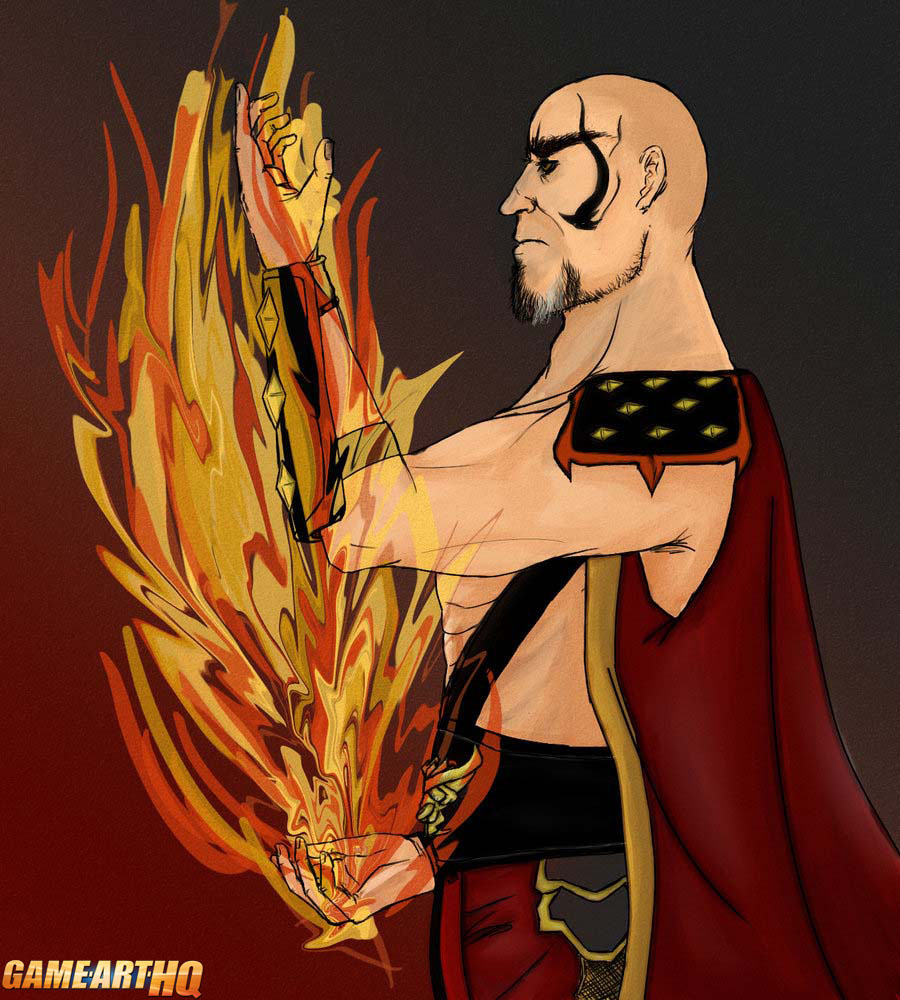ImageSpace - Mortal Kombat Armageddon Daegon   gmispace com
