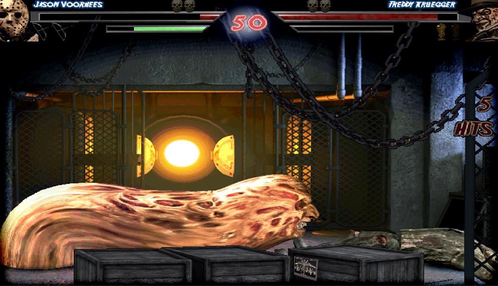 Terrordrome Final Version Released