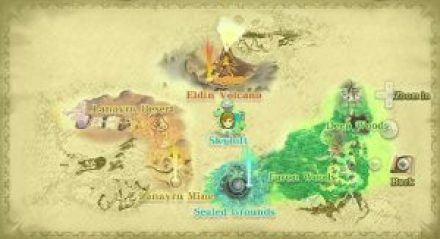 skyward sword world map The Crucial Things Skyward Sword Got Wrong Gamechange