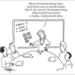 Reverse brainstorming: A better way to generate creative ideas