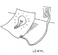 idea cartoon