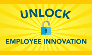 unlock employee innovation