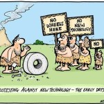 Why People Resist New Technologies