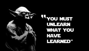 unlearning