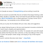 Design Thinking Is Not A Safe Way To Be Creative
