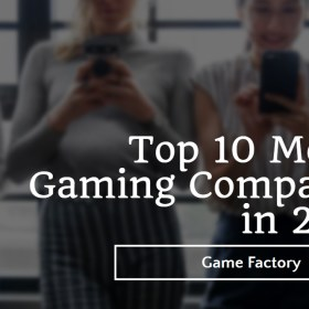 top gaming companies