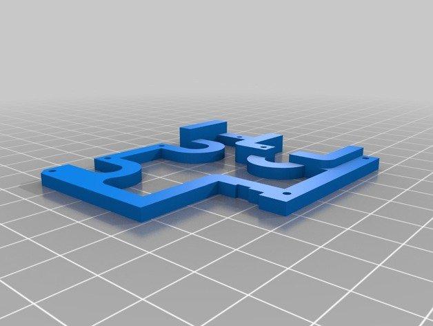 N64 3D printed #NoCutMod kit for UltraHDMI