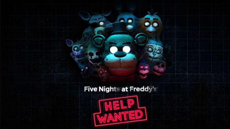 Download FIVE NIGHTS AT FREDDY'S: HELP WANTED